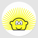 Sunrise buddy icon   sticker_sheets