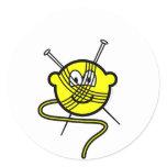 Ball of wool buddy icon   sticker_sheets