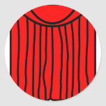 Theater buddy icon stage curtains closed  sticker_sheets