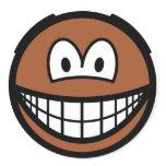 Bear smile   sticker_sheets