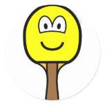 Table tennis bat buddy icon   sticker_sheets