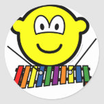Xylophone buddy icon   sticker_sheets