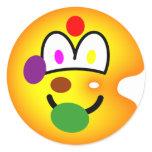 Painters palette emoticon   sticker_sheets