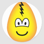 Egg emoticon Cracked egg  sticker_sheets