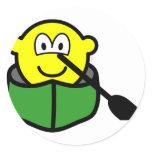 Canadian canoe buddy icon   sticker_sheets