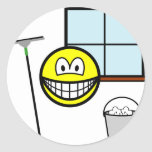 Window cleaner smile   sticker_sheets
