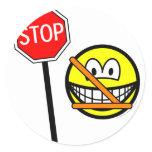 Safety patrol smile   sticker_sheets
