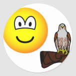Falconer emoticon   sticker_sheets