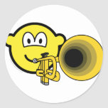 Trumpet buddy icon   sticker_sheets