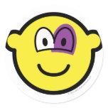 Black eyed buddy icon   sticker_sheets