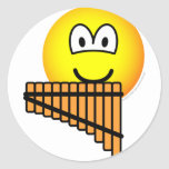 Panflute emoticon   sticker_sheets