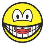 Kissing smile   sticker_sheets