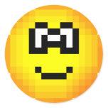Pixel emoticon   sticker_sheets