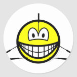 Acupuncture smile   sticker_sheets