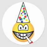 Party emoticon   sticker_sheets