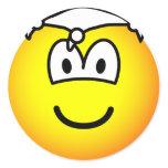 Warm weather emoticon   sticker_sheets