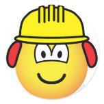 Builder emoticon   sticker_sheets