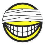 Blindfolded smile   sticker_sheets