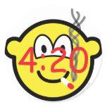 Stoner 4:20 buddy icon   sticker_sheets