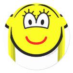 Transvestite buddy icon   sticker_sheets