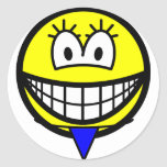 Thong smile   sticker_sheets