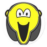 Scream buddy icon   sticker_sheets