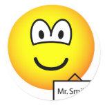 Name tag emoticon   sticker_sheets