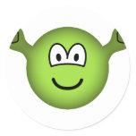 Shrek emoticon   sticker_she
