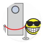 Bouncer smile   sticker_sheets