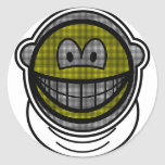 Fencing smile   sticker_sheets