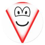 Yield emoticon   sticker_sheets