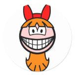 Blossom smile   sticker_sheets