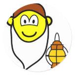 Sneezy buddy icon Seven Dwarves  sticker_sheets
