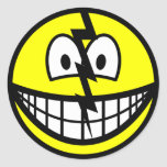 Cracked smile   sticker_sheets