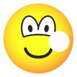 Hole emoticon   sticker_sheets