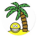 Desert island smile   sticker_sheets