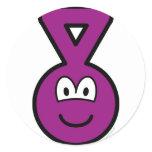 Teletubbie buddy icon Tinky Winky  sticker_sheets