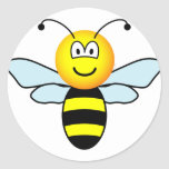 Bumble bee emoticon   sticker_sheets