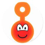 Teletubbie emoticon Po  sticker_sheets