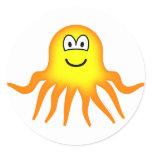 Octopus emoticon   sticker_sheets