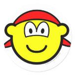 Bandana buddy icon   sticker_sheets