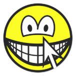 Clickable smile   sticker_sheets