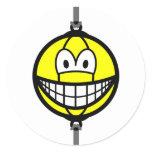 Boxingball smile   sticker_sheets
