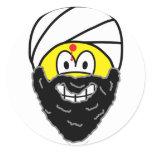 Dead Bin Laden smile   sticker_sheets