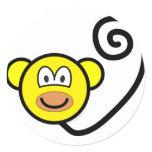 Monkey buddy icon   sticker_sheets