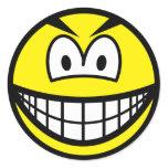 Evil smile   sticker_sheets