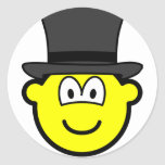 Top hat buddy icon   sticker_sheets