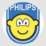 Philips buddy icon Let's make things buddy icon  sticker_sheets
