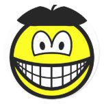 Baret smile   sticker_sheets
