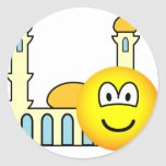 Mosque going emoticon   sticker_sheets